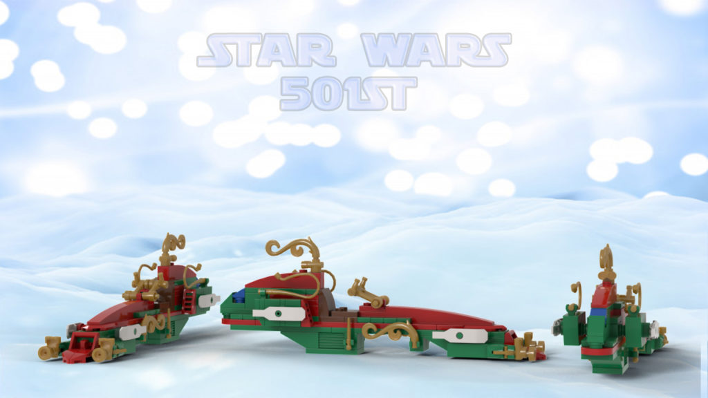 Brick Pic Of The Day Xmas 501st