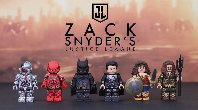 Brick Pic Of The Day Zack Snyders Justice League Featured 800x445