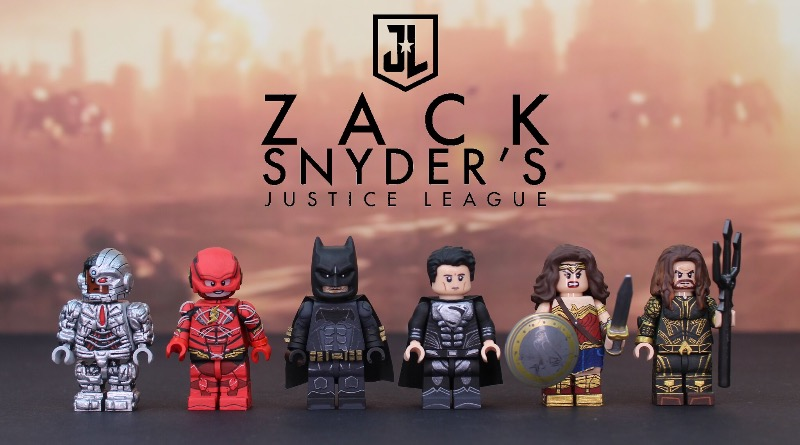 Brick Pic Of The Day Zack Snyders Justice League Featured