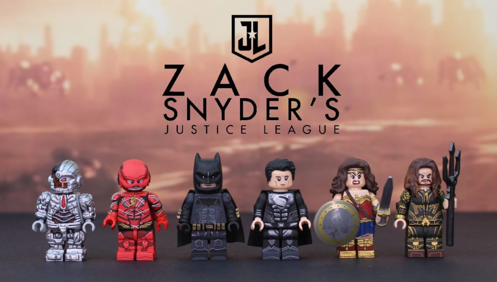 Brick Pic Of The Day Zack Snyders Justice League