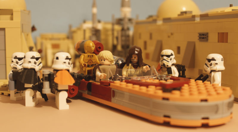 Brick Pic of the day Not the droids youre looking for featured