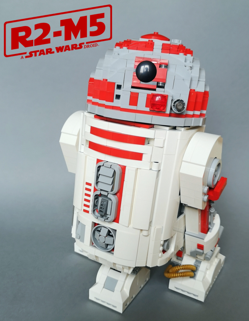 Brick Pic of the day R2 M5
