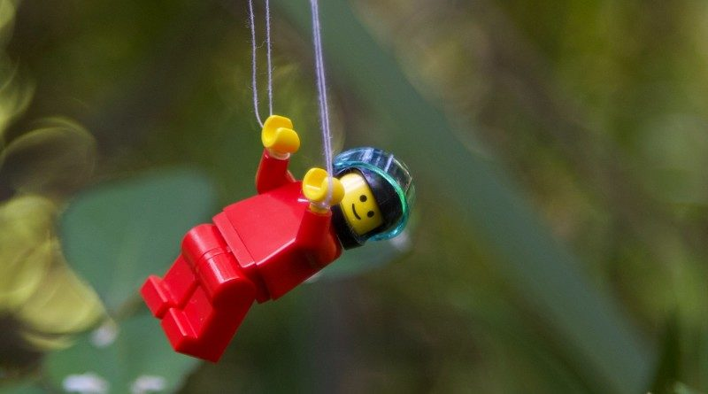 Brick Pic of the day hang in there featured
