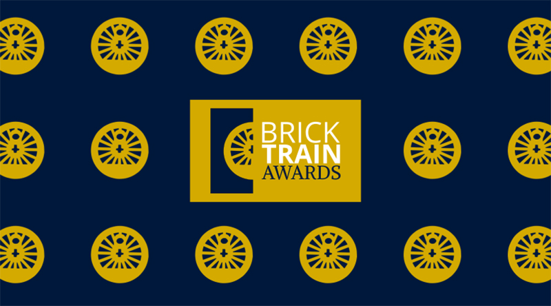Brick Train Awards Featured
