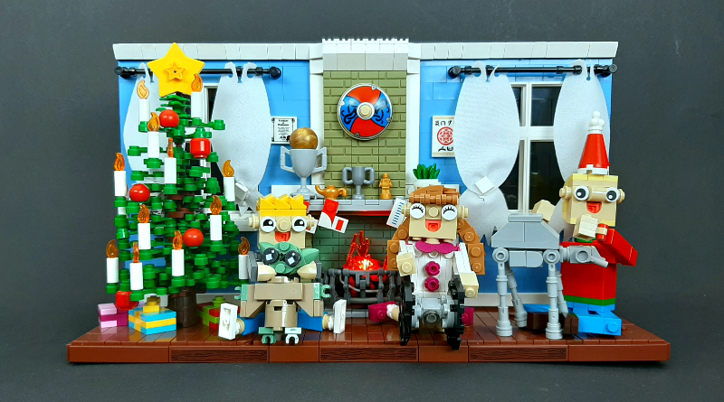 Brick Of The Day All I Want For Christmas Featured