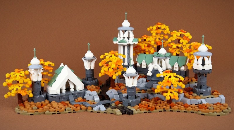 Brick Pic Of The Day A City In The Forest Featured