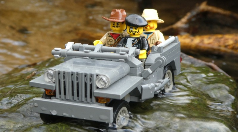 Brick Pic Of The Day Adventurers Featured