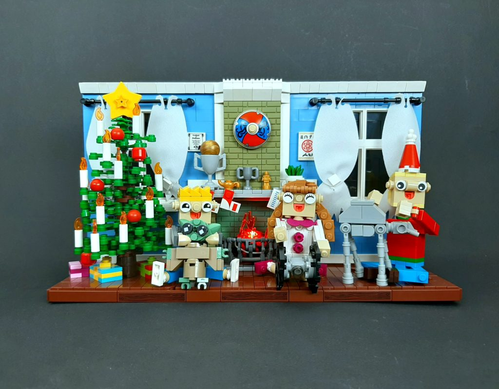 Brick Pic Of The Day All I Want For Christmas