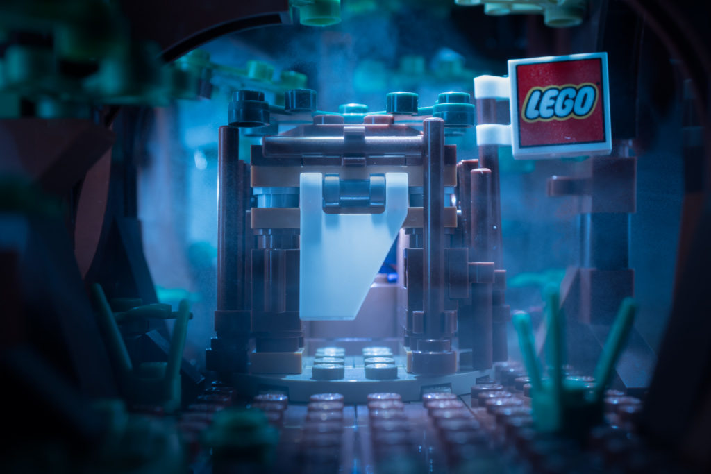 Brick Pic Of The Day Fort LEGO