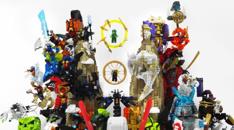 Brick Pic Of The Day Ninjago Featured