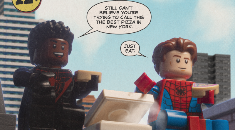 Brick Pic Of The Day The Amazing Spider Man Featured