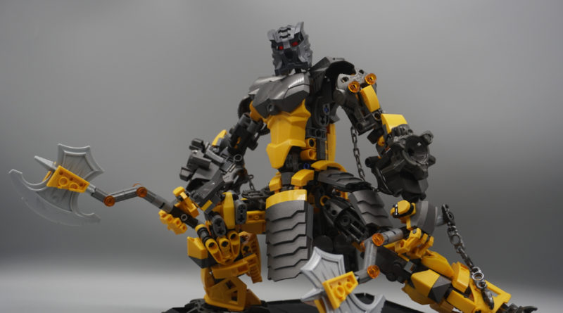 Brick pic of the day Toa Inika Hewkii featured