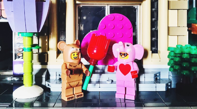 Brick Pic Of The Day Valentines Day Featured