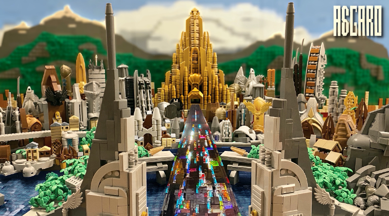 Brick Pic Of The Day Asgard Featured