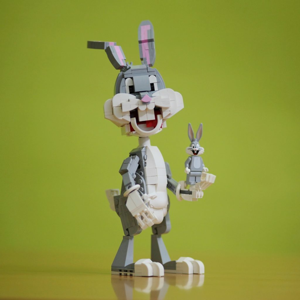 Brick Pic Of The Day Bugs Bunny 1024x1024