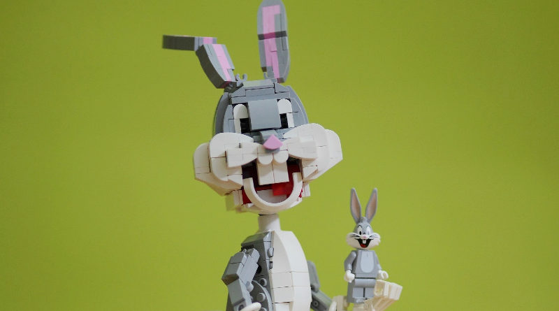 Brick Pic Of The Day Bugs Bunny Featured 800x445