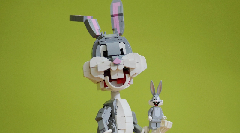 Brick Pic Of The Day Bugs Bunny Featured