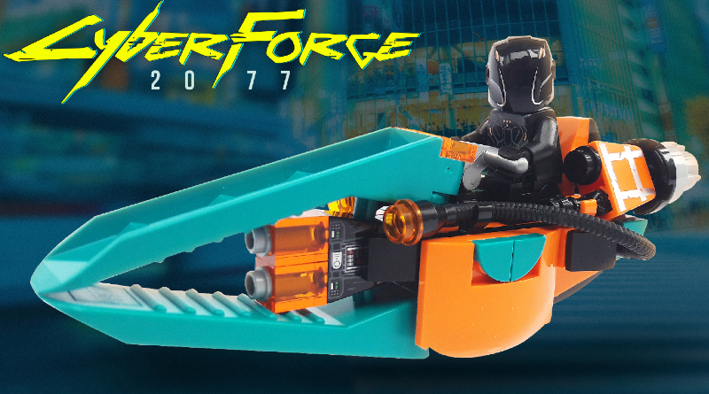 Brick Pic Of The Day Cyberforge Featured