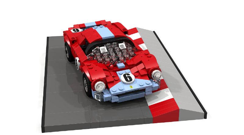 Brick Pic Of The Day Ferrari Featured 800x445