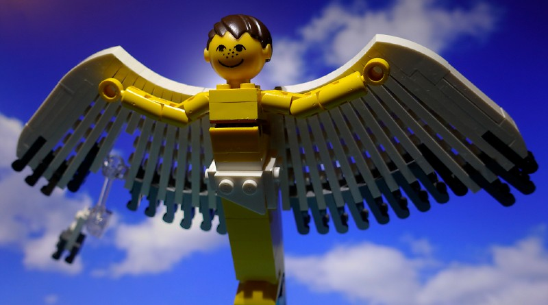 Brick Pic Of The Day Icarus Featured