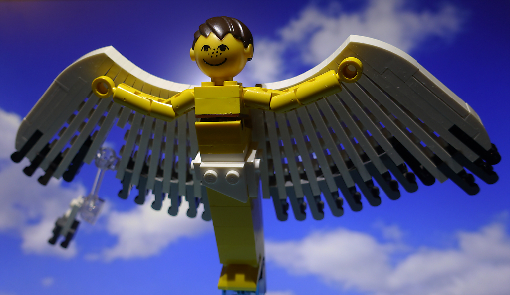 Brick Pic Of The Day Icarus