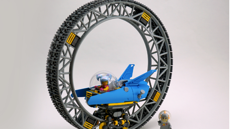 Brick Pic Of The Day Monowheel 800x445