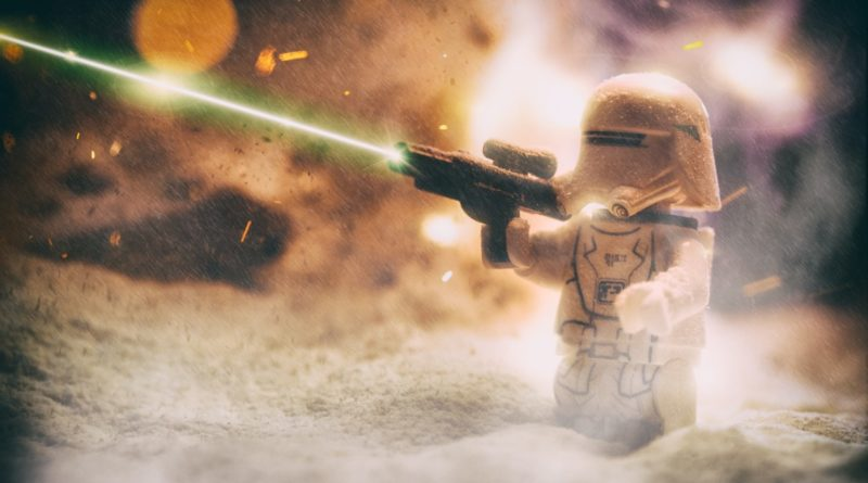 Brick pic of the day snowtrooper featured
