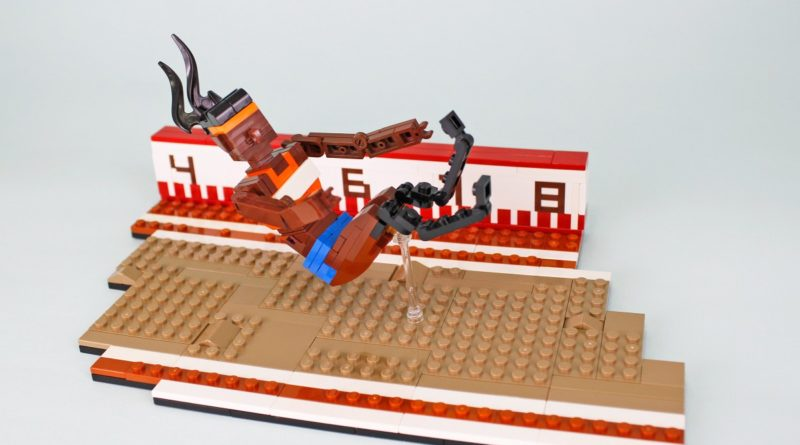 Brick pic of the day Long Jump featured