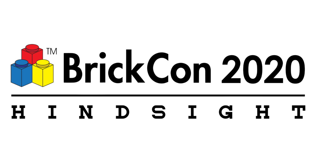 BrickCon 2020 Hindsight Logo
