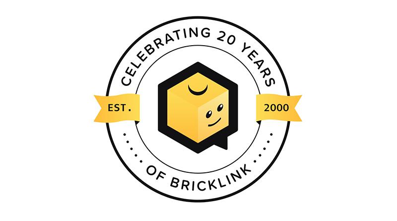 BrickLink 20 Years Featured