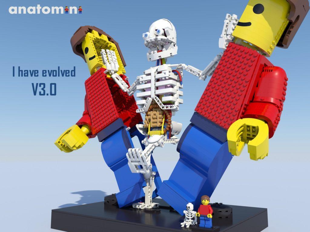 BrickLink Designer Program Anatomini