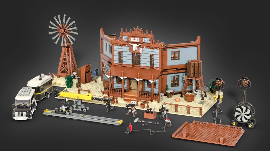 BrickLink დიზაინერების პროგრამა Brickwest Studios