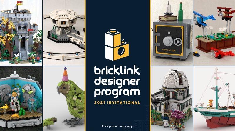 BrickLink Designer Program First Round of Crowdfunding featured