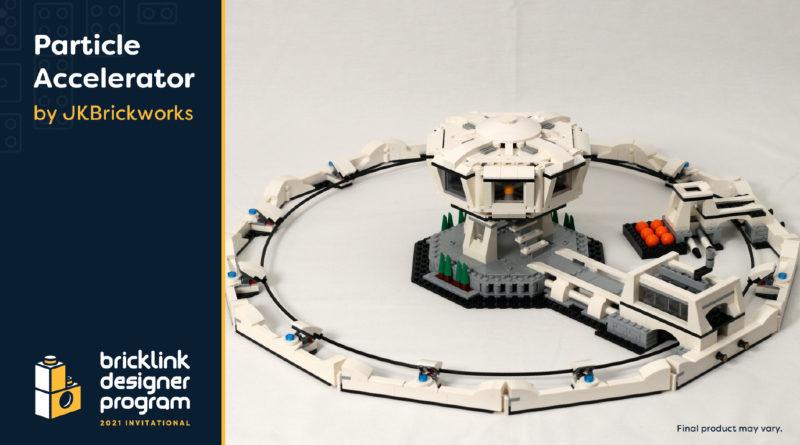 BrickLink Designer Program Particle Accelerator featured