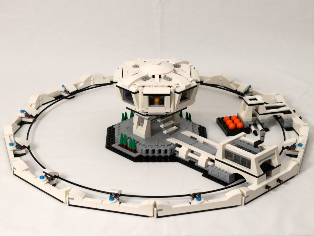 BrickLink Designer Program Particle Accelerator