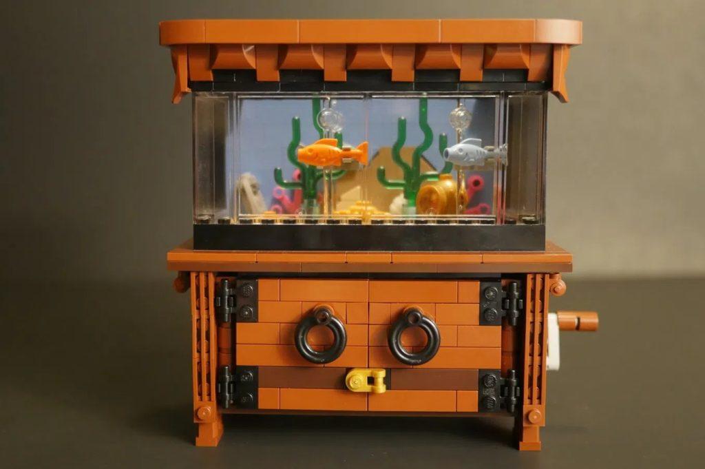 BrickLink Designer Program The Clockwork Aquarium
