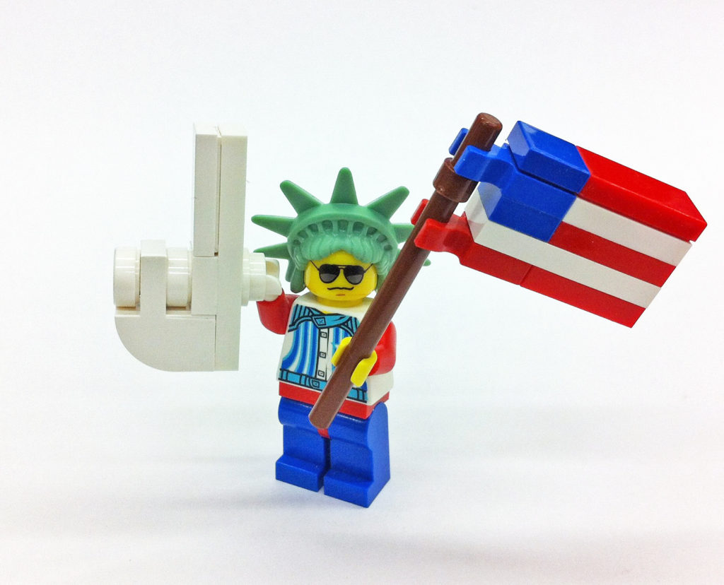 BrickPic July 4