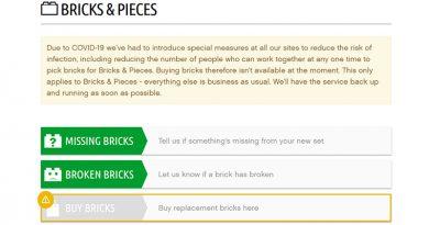 Bricks and Pieces