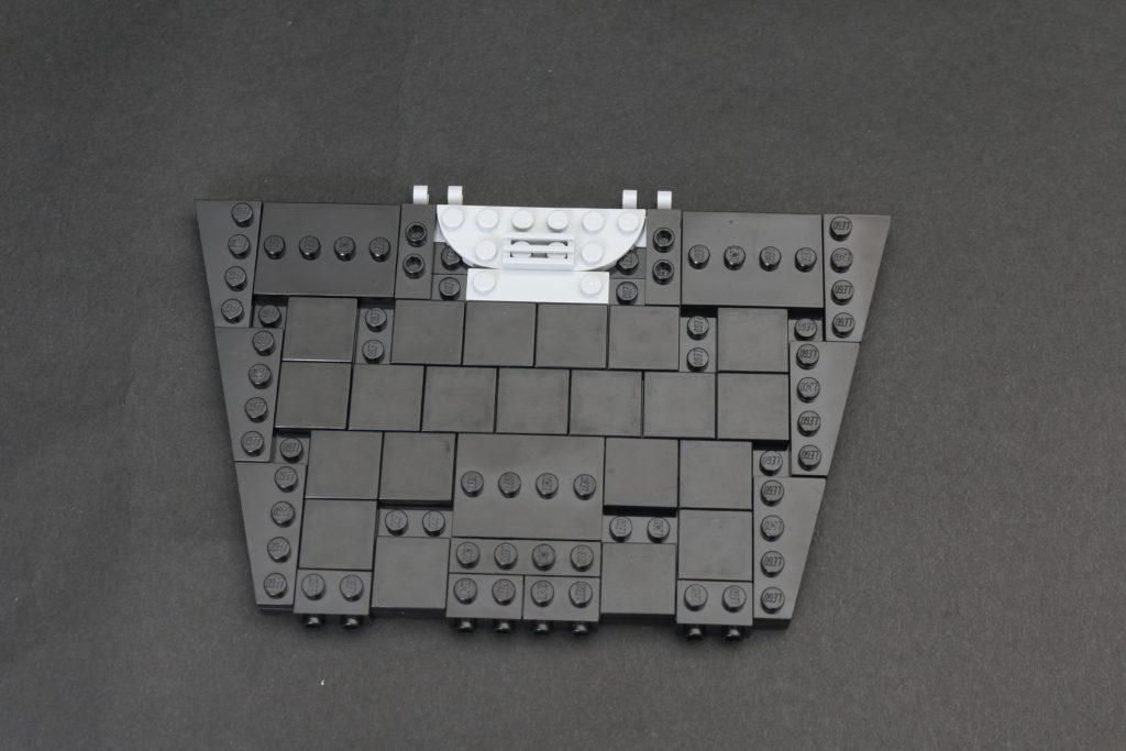 Build A LEGO Mandalorian Outland Folding TIE Fighter 1