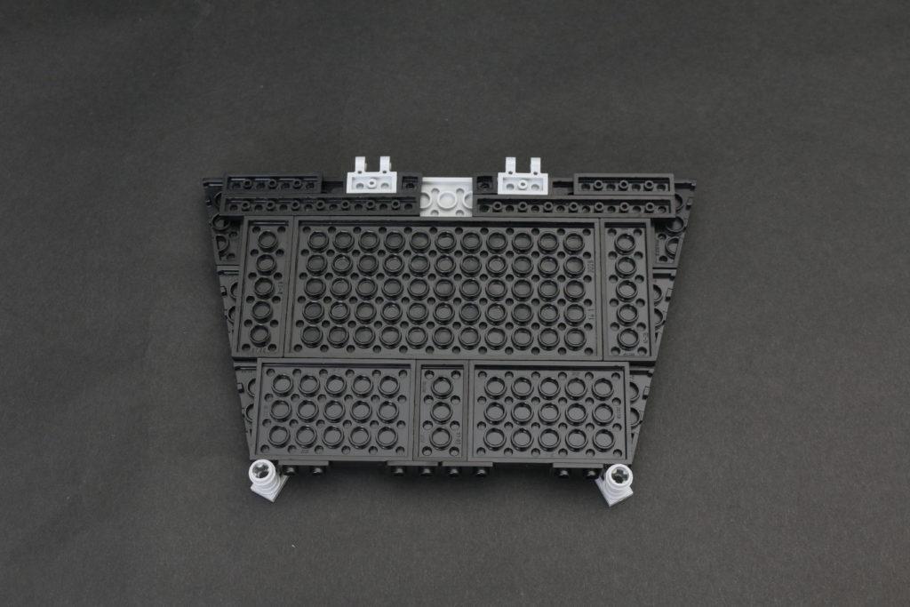 Build A LEGO Mandalorian Outland Folding TIE Fighter 2