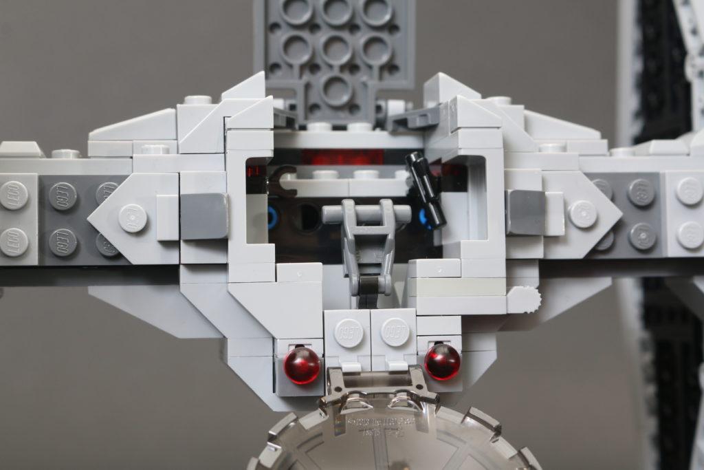 Build A LEGO Mandalorian Outland Folding TIE Fighter 24
