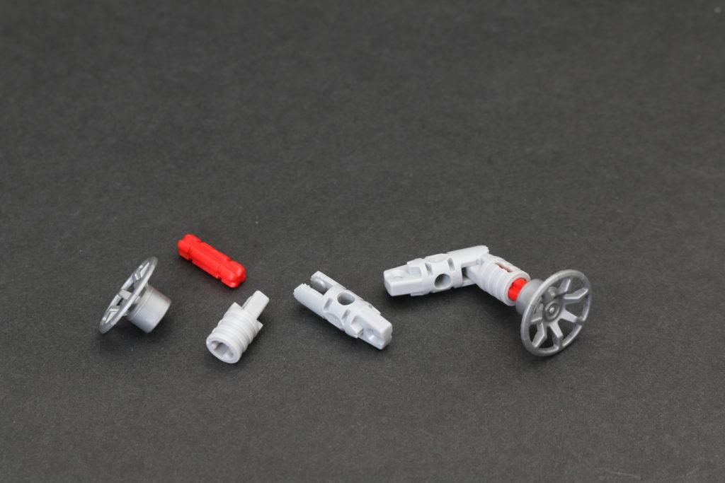 Build A LEGO Mandalorian Outland Folding TIE Fighter 28