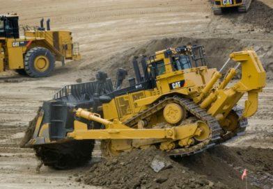More details on rumoured LEGO Technic 42131 CAT D11T Bulldozer
