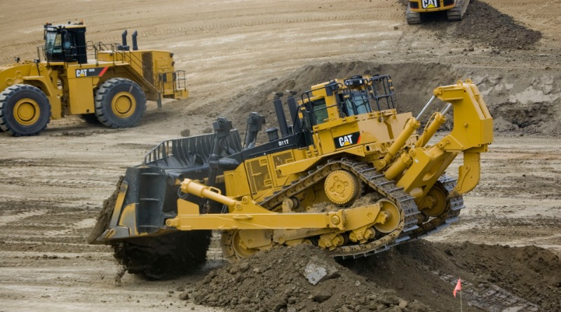 CAT D11T Dozer Featured
