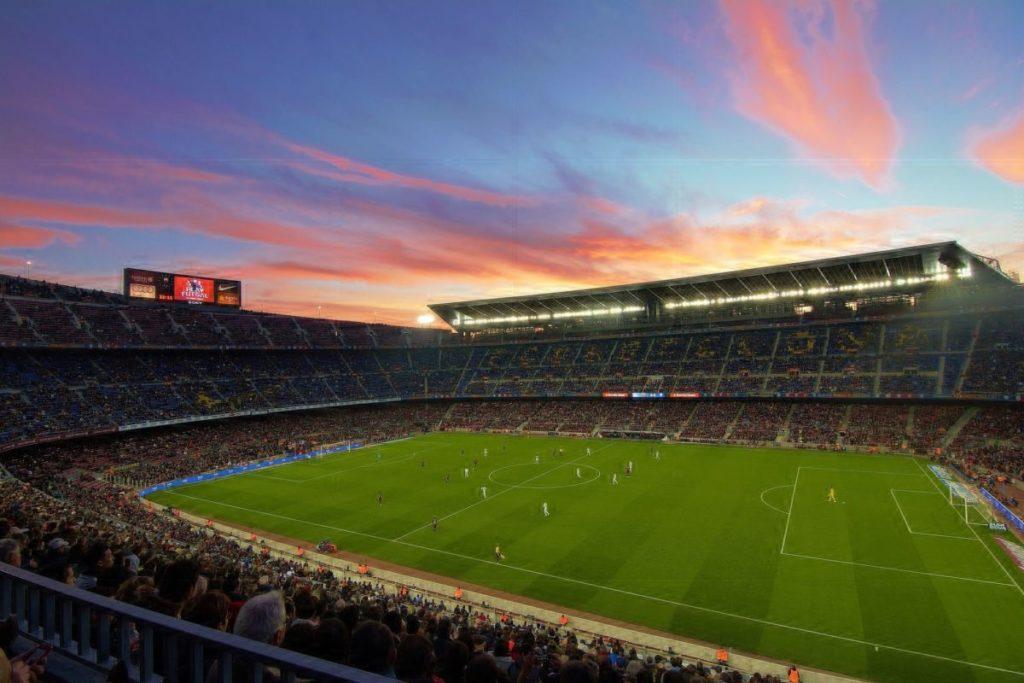 Camp Nou FC Barcelona match 2