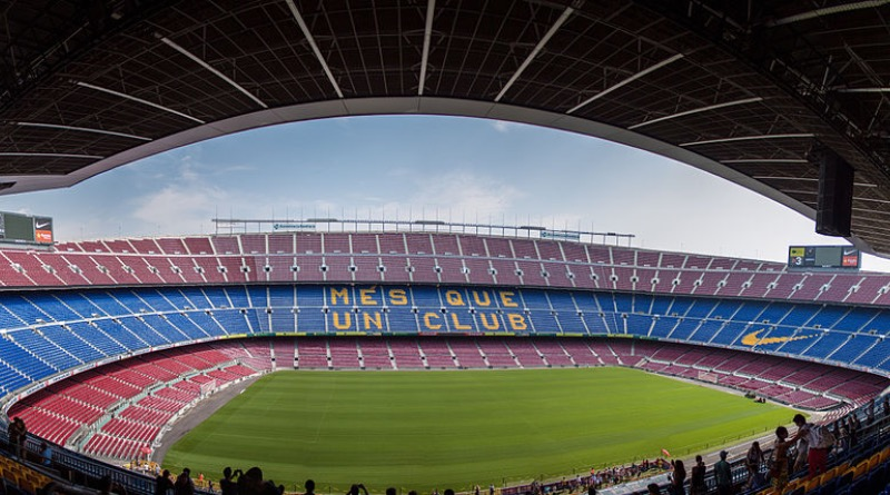 Camp Nou Panoramic Featured