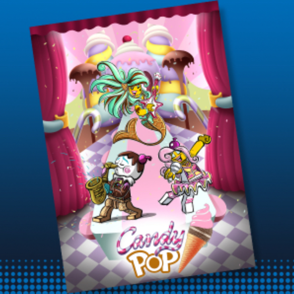 Candy Pop Concept Art Vidiyo 1024x1024