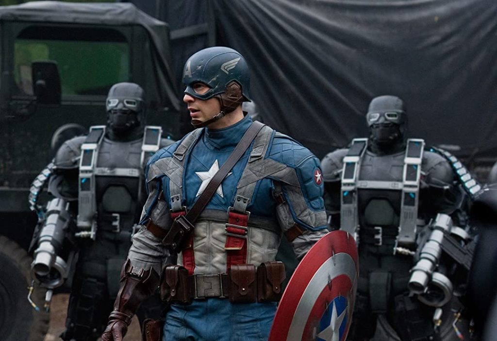 Captain America The First Avenger 1024x704