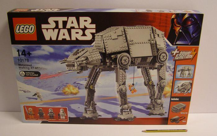 Catawiki LEGO Star Wars 10178 AT AT