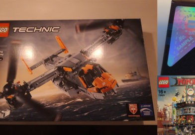 LEGO Technic 42113 Bell Boeing Osprey up for auction today